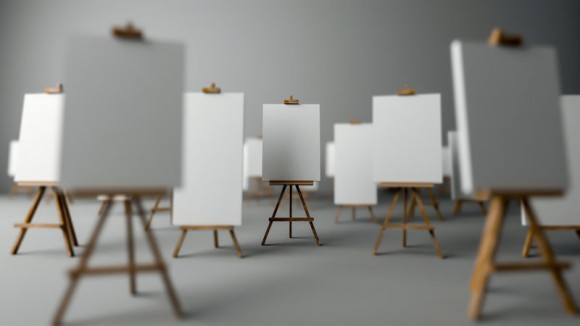 Как выбрать холст для рисования
