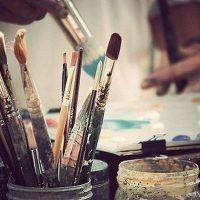 Как выбрать художественную кисть