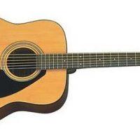 Как выбрать гитару (акустическую и классику)