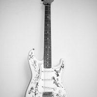 Самые дорогие гитары в мире — ТОП 10