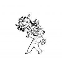 Колин Фёрз и пневмо-пушка с термитными зарядами