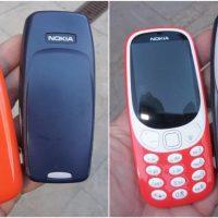 Nokia 3310 обновленная и старая. Одно лицо, да?
