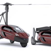 PAL-V Liberty — первый летающий автомобиль уже в предпродаже