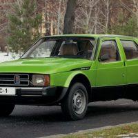 Прототипы автомобилей СССР, не вошедшие в серию (часть 3)
