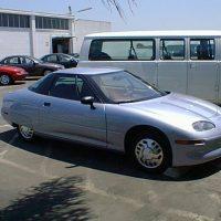 Начало истории современных электромобилей