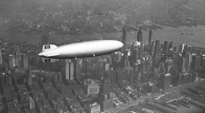 Граф Цеппелин и его воздушные корабли
