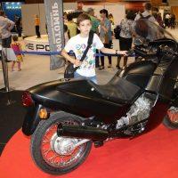 Эскортные мотоциклы с роторным двигателем Иж Лидер и Иж Вега