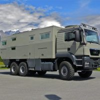 Action Mobil Globecruiser Family 7500 — мечта любого путешественника