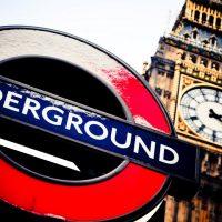 История лондонского метро, много фоток)