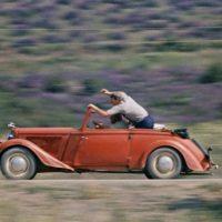 Автомобиль из «Кавказской пленницы» — Adler Trumpf Junior