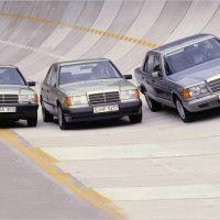 Откуда идут корни Mercedes S-Class