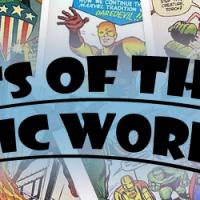Интересные факты мира комиксов (Часть 1)