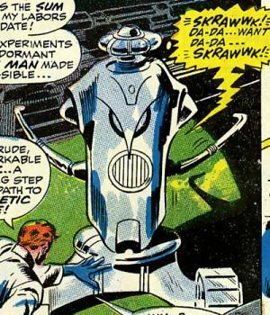 Интересные факты мира комиксов