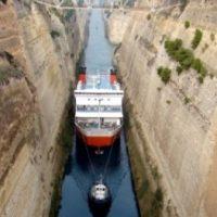 Самый узкий искусственный речной канал в мире