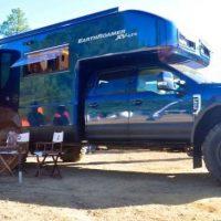 Потрясающий дом на колесах Ford EarthRoamer XV-LTS