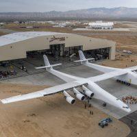 Stratolaunch Model 351 — новый рекордсмен среди самолетов