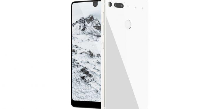 Создатели Android выпустили свой первый телефон Essential Phone