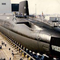 Самые большие подводные лодки в истории