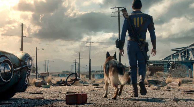 Антология лучшей RPG всех времен — Fallout + краткая история убежищ