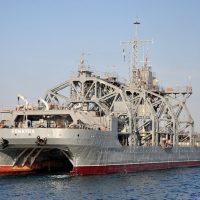 Коммуна — самый старый корабль во флоте (104 года)