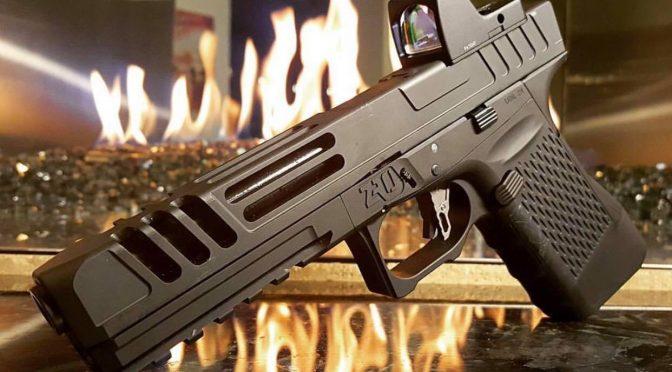 По-настоящему модульный пистолет Genesis Z9