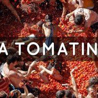 Фестиваль помидоров «Ля Томатина»