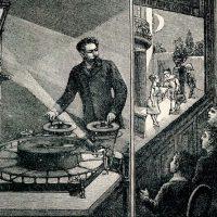 Прародитель мультипликации — праксиноскоп Эмиля Рено