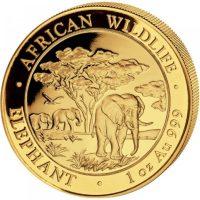 Коллекционные монеты Сомали