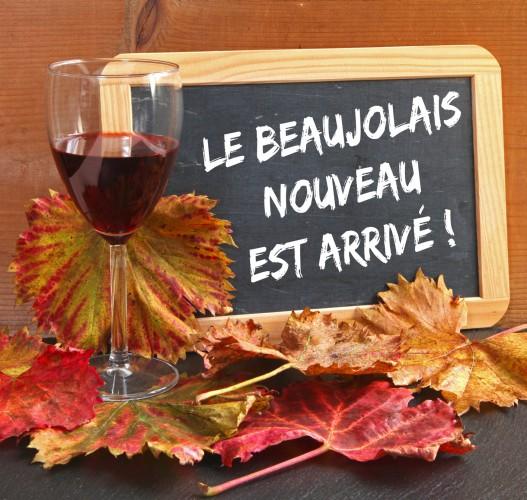 Le Beaujolais est arrivé!—Божоле прибыло!