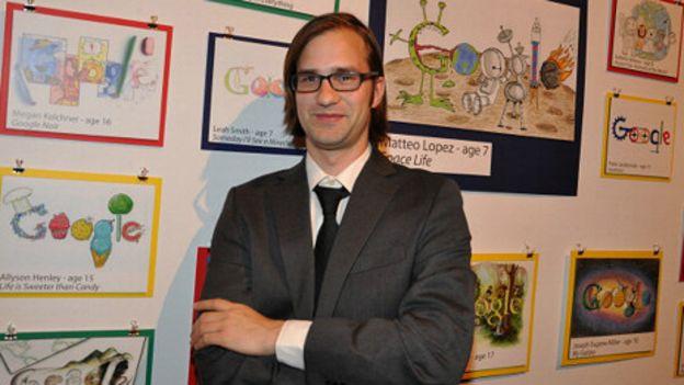 Руководитель проекта Google Doodle Райан Гермик