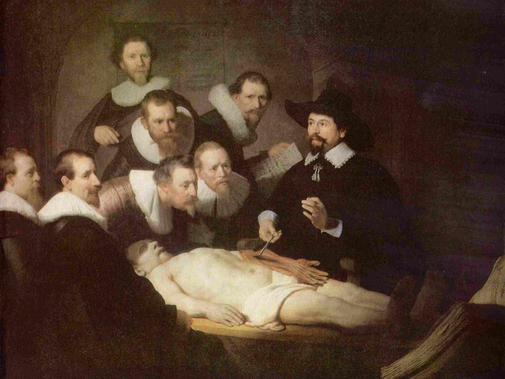 «Урок анатомии доктора Тульпа»