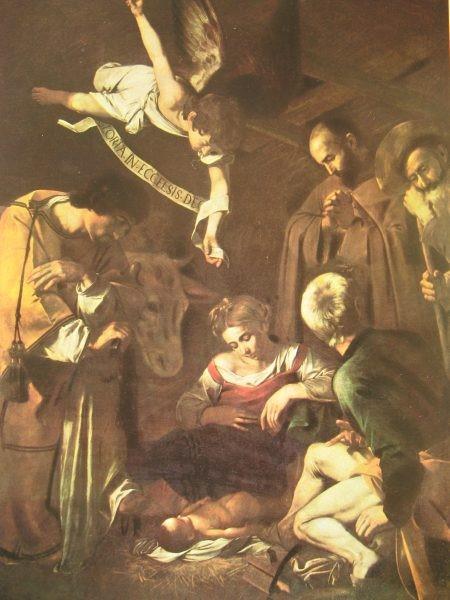 Рождество со св. Франциском и св. Лаврентием