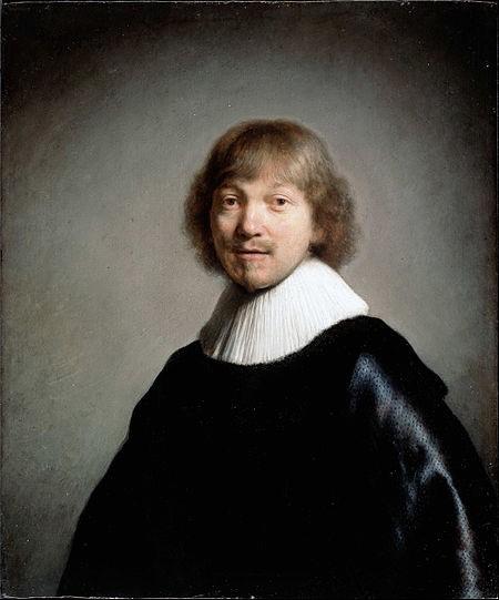«Портрет Якоба де Гейна III»