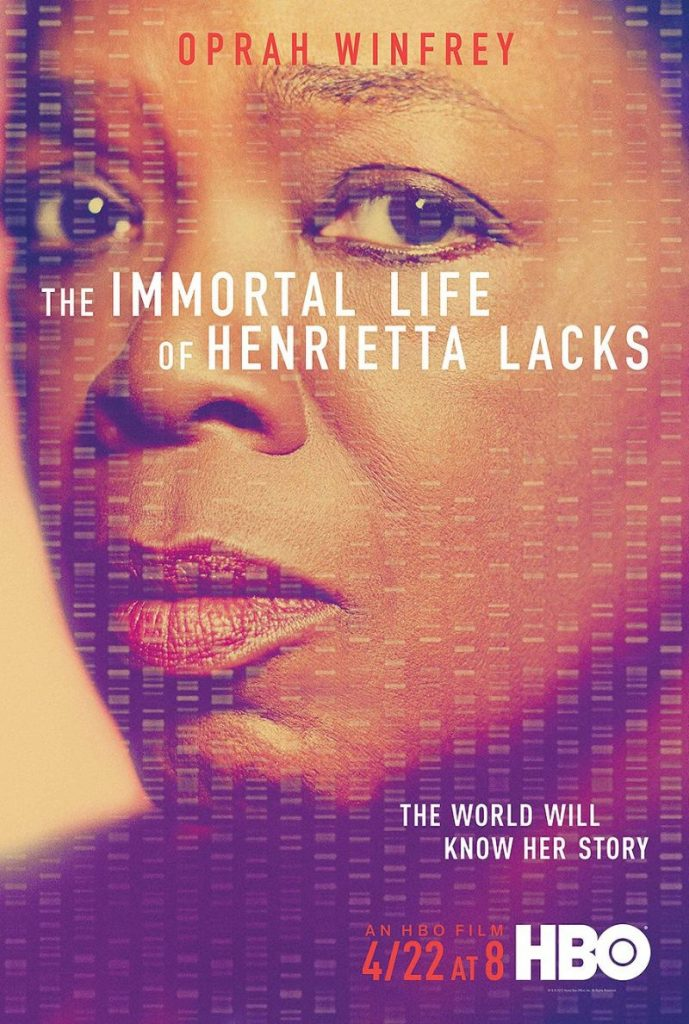 """Бессмертная жизнь Генриетты Лакс"" - ""The Immortal Life of Henrietta Lacks Credit"" HBO"