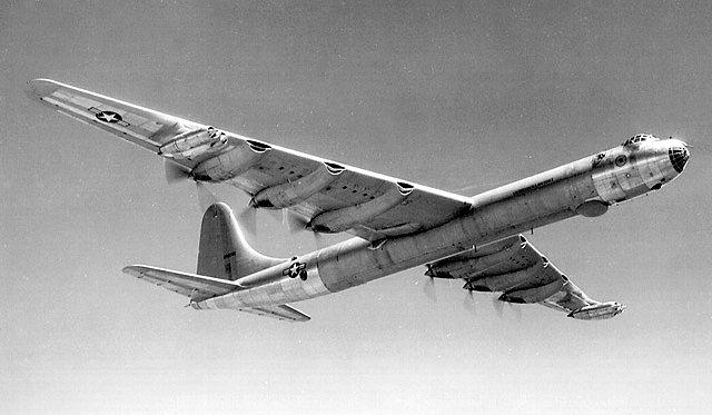 "Convair B-36H ""Peacemaker"" (Миротворец)"