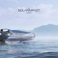 Океанская яхта SolarImpact на солнечных батареях