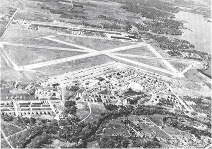 База ВВС США в Карсвэлле, Техас