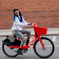 Uber: велосипеды как альтернатива автомобилям