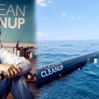 Инновационный подход к очистке мирового океана от пластика