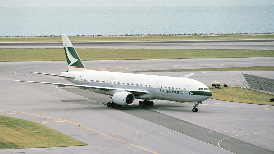 Боинг 777-200 B-HNL