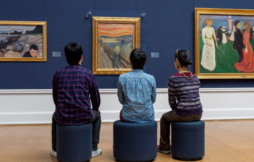 Национальная галерея в Осло