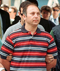 Гаспаре Спатуцца - один из пентито, сообщивший о возможной судьбе картины