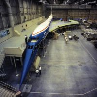 Boeing 2707 — американский Конкорд, который «не взлетел»