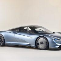 Speedtail — самый быстрый гиперкар компании McLaren