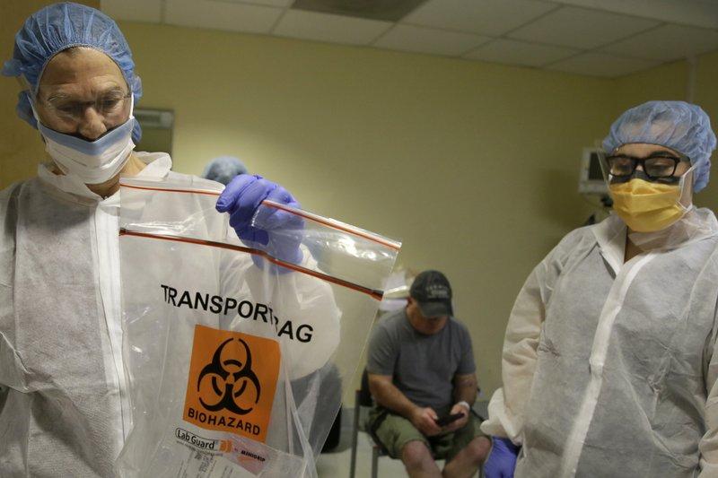 У 44-летнего мужчины из Феникса, штат Аризона, в детстве был диагностирован синдром Хантера – редкое генетическое заболевание, связанное с нарушением выработки ферментов, необходимых для расщепления мукополисахаридов.
