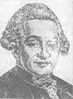 Иоганн Фридрих Меккель (1721-1774)