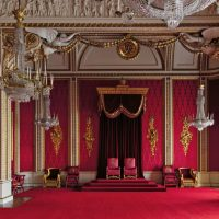 Неизвестный миру Букингемский дворец глазами Эшли Хикса