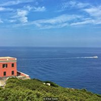 Карло Д'Ориано — последний смотритель маяка Пунта Карена