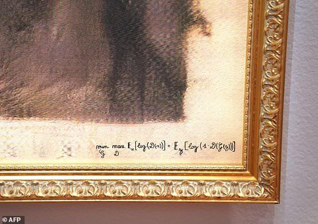 Алгоритм, который ИИ использовал, чтобы сгенерировать картину на основе 15-ти тысяч классических портретов