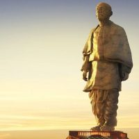 Самая высокая статуя в мире — Статуя Единства